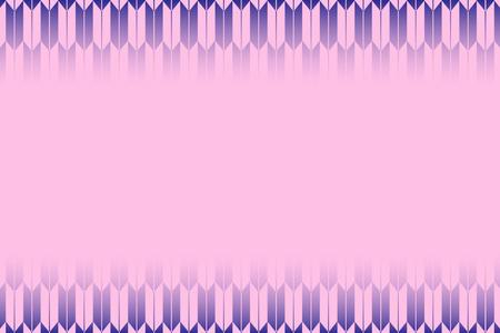 日本のパターン紫色の背景デザイン。  イラスト・ベクター素材