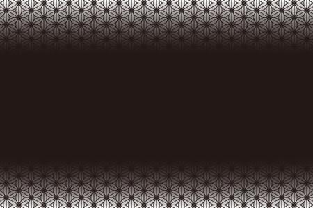 背景資料、麻、日本のイメージ、パターン、パターン、日本スタイル、コピースペース、オリエンタル、伝統的なパターン