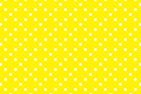Polka dots background wallpaper material. Vector illustration. Ilustrace