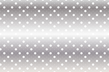 Polka dots background wallpaper material. Vector illustration. Illustration