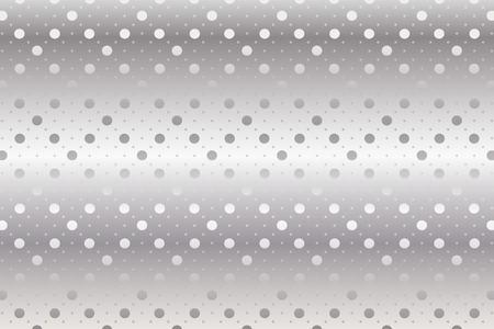 Polka dots background wallpaper material. Vector illustration. Çizim