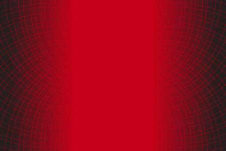 Ilustración de vector de fondo rojo abstracto.