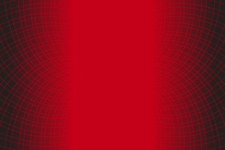 Abstract red background vector illustration.