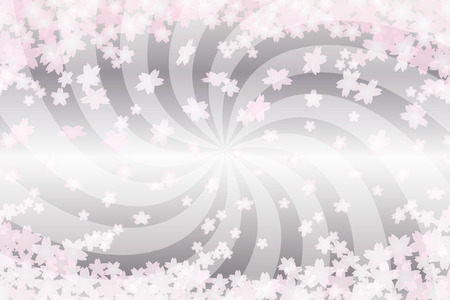 A Background material wallpaper on spiral