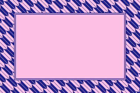 Background material wallpaper. Photo frame. Illustration