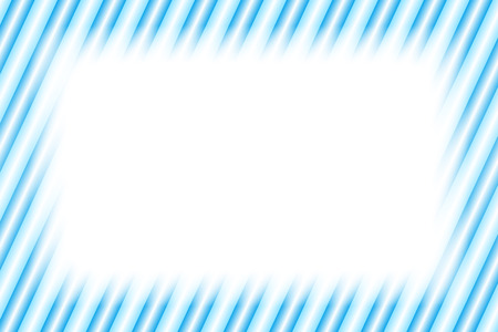 Light Blue Message boards with text space in the middle Illustration
