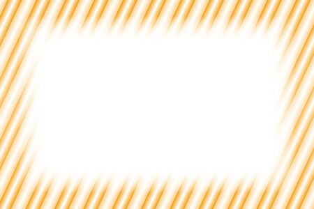 Light Orange Message boards with text space in the middle Ilustracja