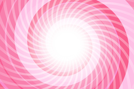 Pink spiral abstract pattern design