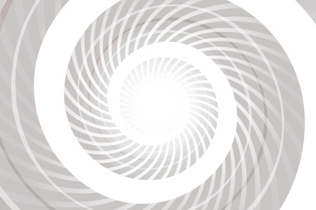 Gray spiral abstract pattern design