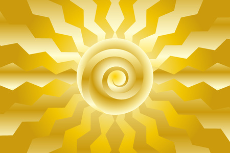 Background material, solar, Sun, sunlight, icons, light, summer, doodle, image, surreal, design, art, like