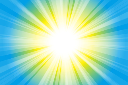 Shining beam light background material Vector illustration. Illusztráció