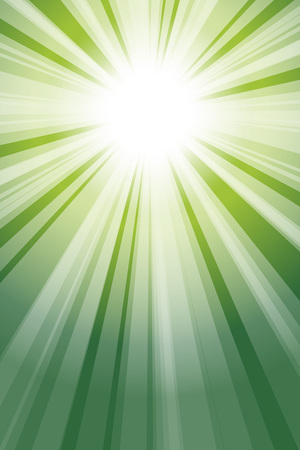 Shining beam light background material Vector illustration. Ilustrace