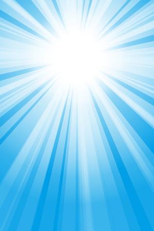 Shining beam light background Vector illustration. Иллюстрация