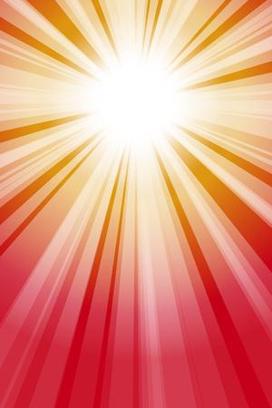 Shining beam light background Vector illustration. Illustration