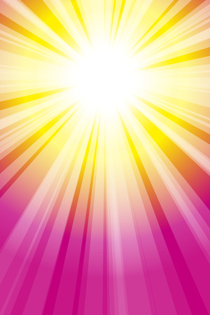 Shining beam light background Vector illustration. Illusztráció