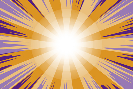 Wallpaper materials, solar, intensive line, light, radiation, beam, shine, starburst, stars, explosions, blow up, effect line, bun, express
