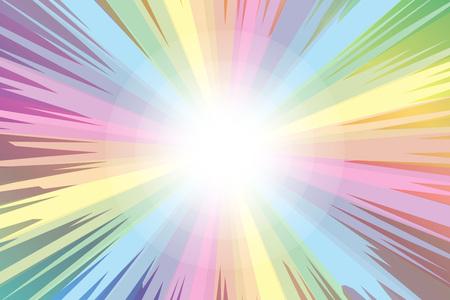 Wallpaper materials, intensive line, light, radiation, beam, shine, starburst, stars, explosions, blow up, effect line, Bimbo, express