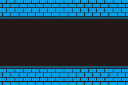 Wallpaper materials, blocks, bricks, advertising, business, sale, copy space, photo frames, tags, price tag Illustration