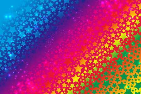 Wallpaper materials, Stardust, Stardust, starburst, milky way, Galaxy, universe, stars, shimmer, light, night Stock Illustratie