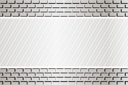 Background materials, brick, block, tile, brick, building blocks, building, wall, fence, retro, stone houses, stone walls, stone Illustration