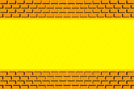 Background materials, brick, block, tile, brick, building blocks, building, wall, fence, retro, stone houses, stone walls, stone Ilustracja