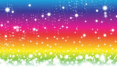 Material de fondo de papel tapiz brillante brillante Ilustración de vector