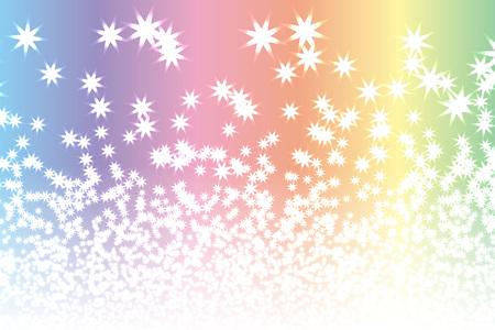 Background material, sparkling, light, orb, shiny stardust, starry sky, night sky, illumination, mystery, fantastic, colorful