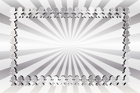 Circle of wallpaper material, fellow, unity, cooperation, radiation, effect line, friends, group action, people, get links, friends, image, love