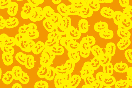 Event material in autumn, Halloween, haunted pumpkin patterns, Chronicle, harvest festival, fancy dress parties, night