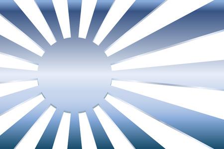 Background material, solar, image, radiation, Central line, Sunrise, sunset, Sunrise, manga, animation, expressions, effects line