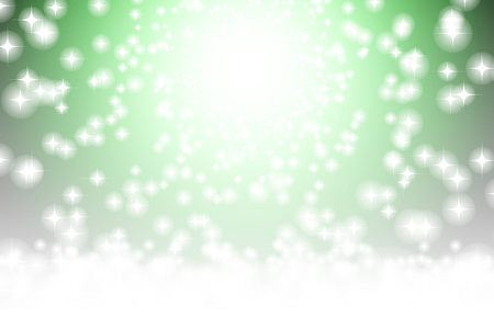 Twinkle Stars background material wallpaper, glittering heavenly image paradise Stock Illustratie