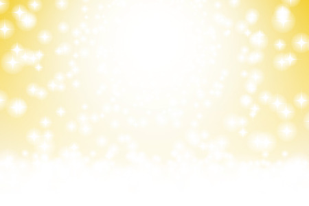 Twinkle Stars background material wallpaper, glittering heavenly image paradise  イラスト・ベクター素材