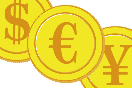 Financial business image, Forex trading, foreign exchange rates, foreign investment