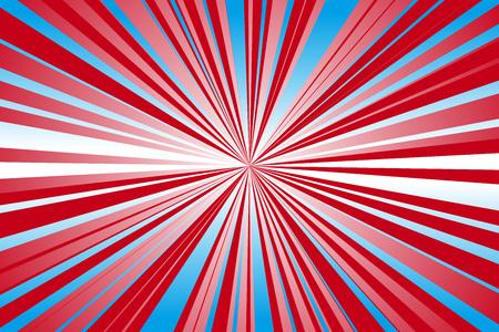Background illustration, focus line, cartoon, fast, speed, fast, high speed, motion, motion, flow, effect line, running