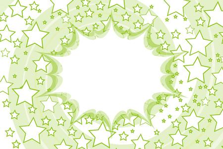 Manga illustration background  イラスト・ベクター素材