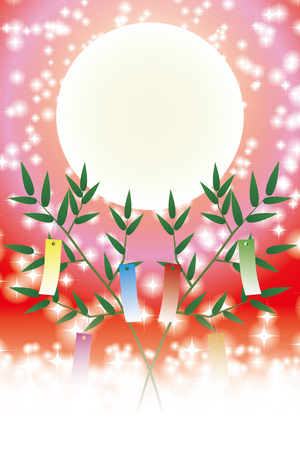 Japanese style background material wallpaper Illustration