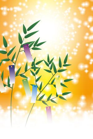 Japanese illustration background