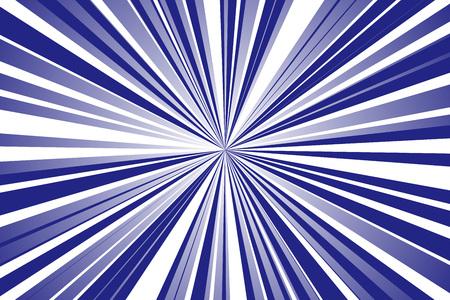 Illustration, effect line, focus line, manga, image, free, free material, running, fast image, flow, movement, Stock Illustratie