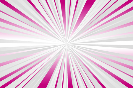Background material wallpaper, radial line, effect line, focus line, cartoon expression, Ray, light, animation, free material, speed feeling, Stock Illustratie