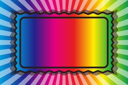 Name card, price, copy space, title space, Focus line, free background material, free size,  イラスト・ベクター素材