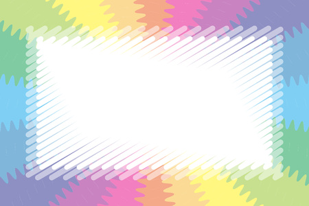 Colorful background wallpaper, pastel colors, name tags, price tag, illustration, kids, blur, Radiant, jagged, wave, free Illustration