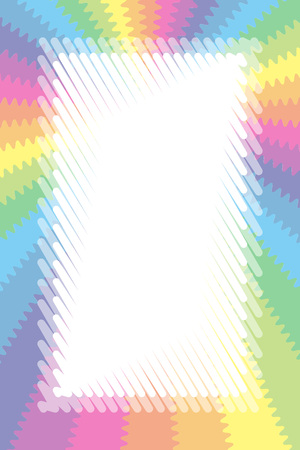 Colorful background wallpaper, pastel colors, name tags, price tag, illustration, kids, blur, Radiant, jagged, wave, free Stock Vector - 124885926