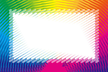 Background wallpaper, rainbow color, copy space, title space, name tag, price tags, colorful illustration, kids,