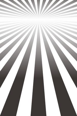 Illustration background wallpaper, promotional material, promotion, radial, centralized line, free size, free, bargain, bargain, big bargain,  イラスト・ベクター素材