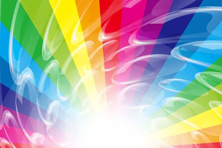 background material wallpaper,illustration,fun party,rainbow,bubbles,synchrotron radiation,shine,free,free size,