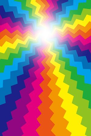 vector,background wallpaper,jagged pattern,rainbow,rainbow color,free,freesize,colorful,funky