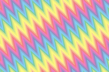 Background Wallpaper,Vector,Jagged Pattern,Rainbow,Rainbow Color,FreeSize,Colorful,Funky