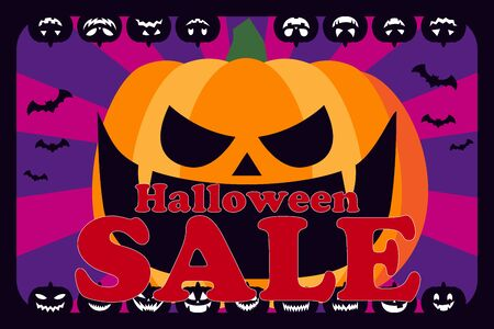Vector Illustration Wallpaper, Halloween Cosplay Costume Party, Advertising Poster, Free Material,