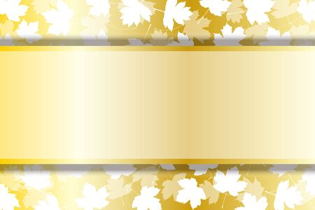 vector illustration Japanese style background material wallpaper,autumn,autumn leaves,deciduous,maple,maple,title space,free,free size,