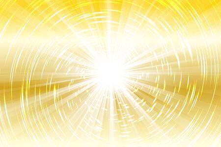 Vector Illustration Background Wallpaper,Light, Flash, Synchrotron Radiation, Light, Shine, Free,Free Size,Concentrated Line,Stardust, Sunlight  イラスト・ベクター素材